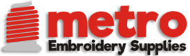 Metro Embroidery Thread & Supplies