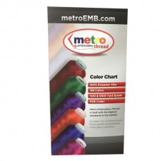 Metro Color Chart