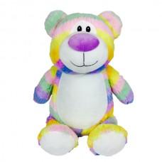 Bear - Pastel Rainbow