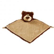 Brown - Blankie Bear