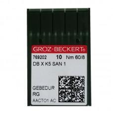 10 Groz-Beckert Titanium Needles 60/8 Ball Point