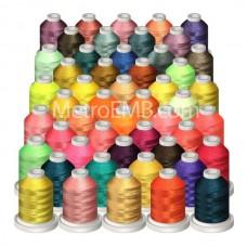 50 Bright Mini Spool Package @ $0.75 each.