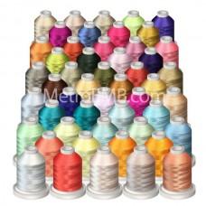 50 Pastel Mini Spool Package @ $0.75 each.